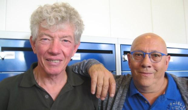 • Bert de Jong en Fred Bulté