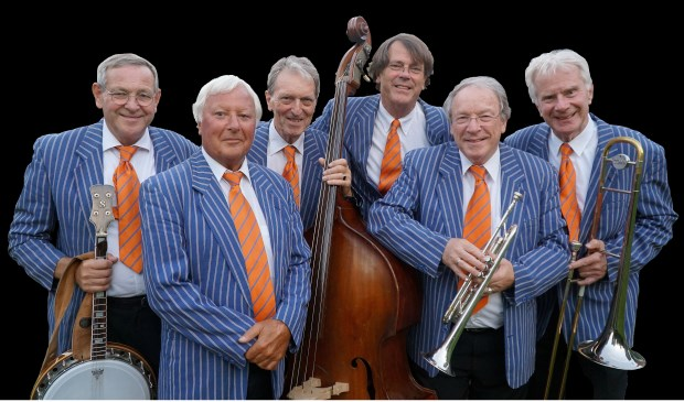 • The Dutch All Stars Jazz Band.