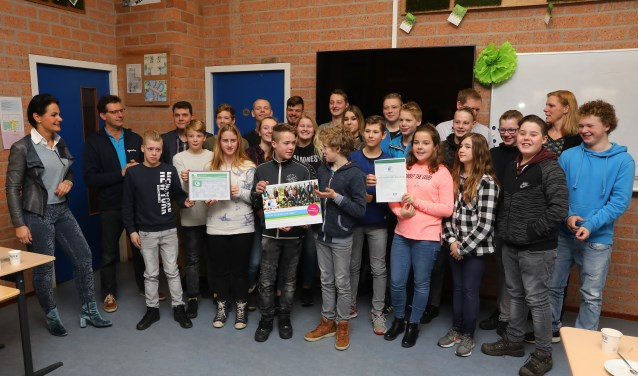 Wellantcollege de Bossekamp officieel Eco-School