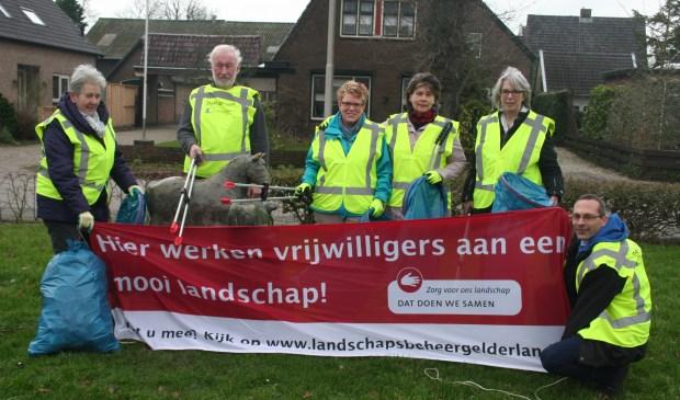 • De Deilse vrijwilligers gaan met plezier aan de slag.