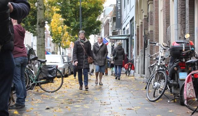 De Boschstraat in Zaltbommel.
