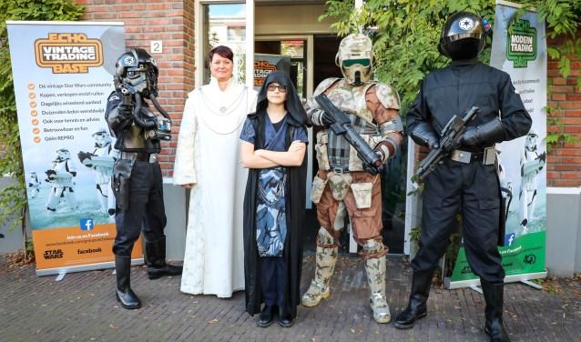 Ledenbijeenkomst Fanclub Star Wars