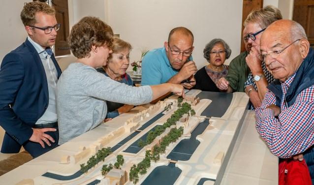 • De plannen voor Sluiseiland werden eerder deze zomer gepresenteerd tijdens een inloopavond in het stadhuis.