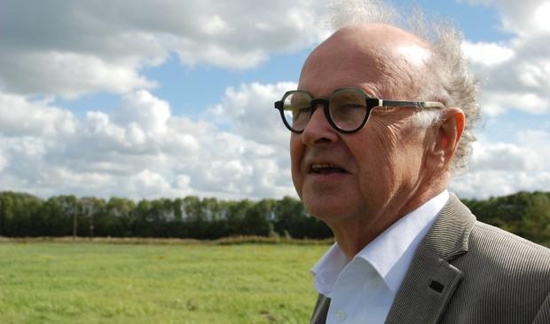 • Bestuursvoorzitter Ad van Driel van hospice De Cirkel.