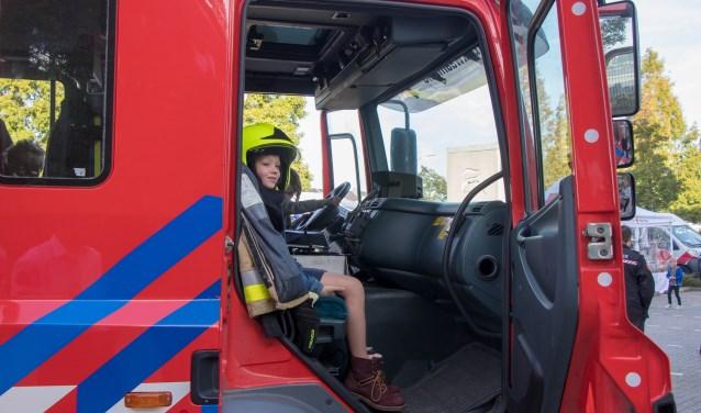 • Brandweerman worden, wie droomt er niet van?