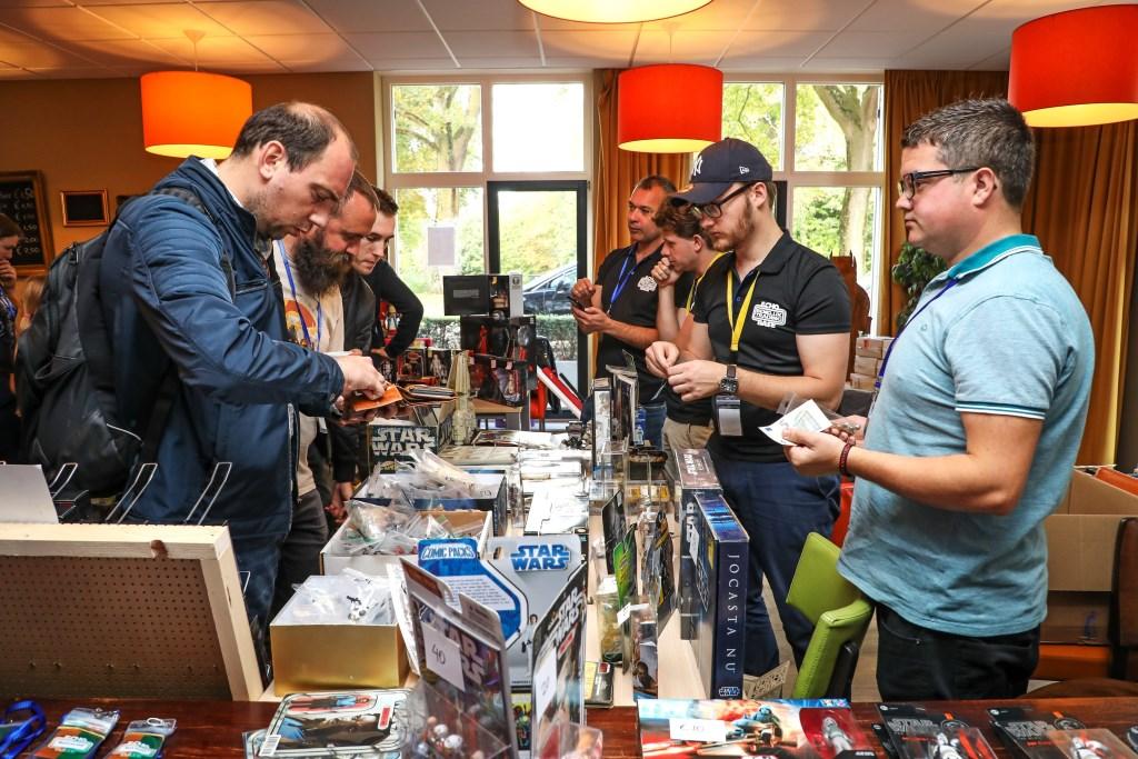 Ledenbijeenkomst Fanclub Star Wars Foto: Lya Cattel © Bommelerwaard