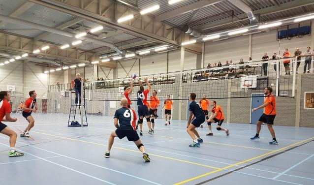 • De heren van WHV boekten zaterdag een overtuigende 4-0 overwinning.