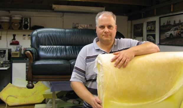 Van Houwelingen Meubels : Advertorial multi meubel service meubelstoffering en