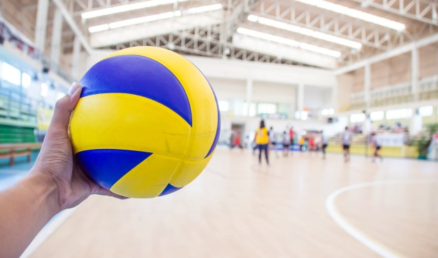 • WHV geeft trainingen aan startende volleyballers.
