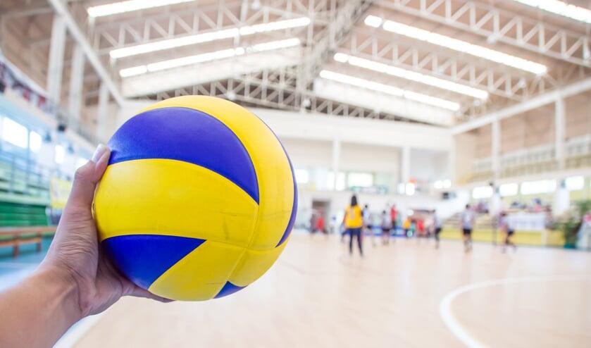 • WHV geeft trainingen aan startende volleyballers.