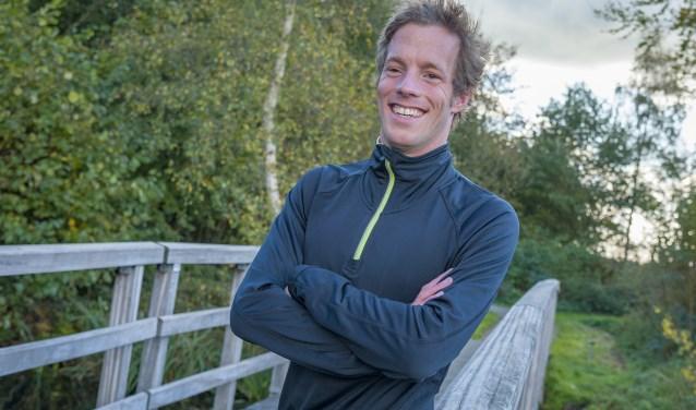 • Para-atleet Gert-Jan Schep uit Lekkerkerk.
