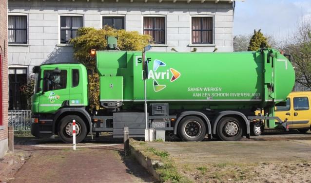 • De vuilniswagen blijft voorlopig de grijze containers legen in Rivierenland.