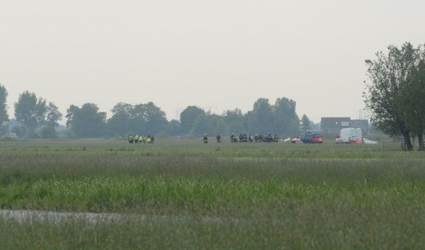 • Het recente ongeval met het sportvliegtuig boven de Krimpenerwaard, waarbij in mei twee inzittenden omkwamen.