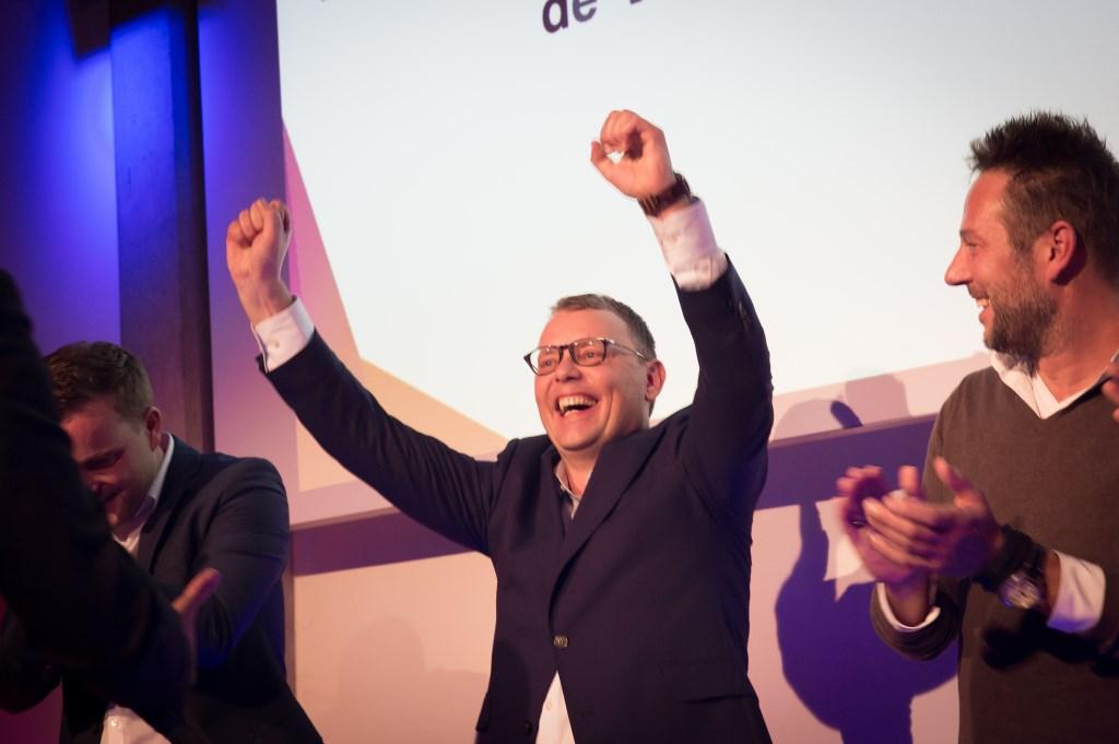 Mark Timmermans van PT Creations: Ondernemer van het Jaar 2018. Foto: Marijke Verhoef / Het Kontakt © Het Kontakt