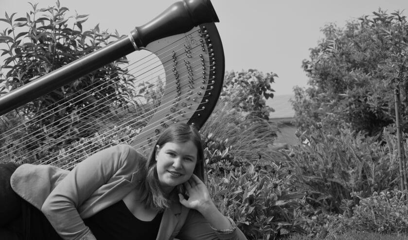 • Roelina Schouten verleent ook haar medewerking aan het kerstconcert in Everdingen.