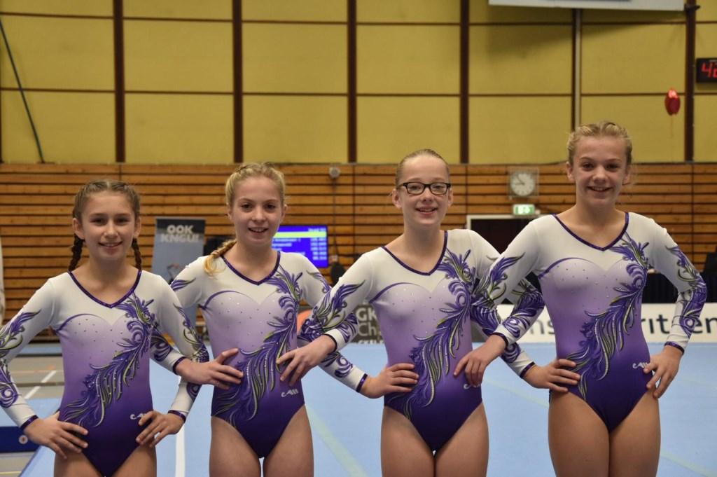 • Het team jeugd N3. Foto: aangeleverd © Bommelerwaard