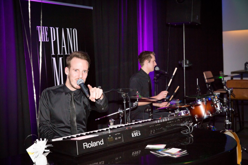 Muziek van The Piano Man & friends. Foto: Marijke Verhoef / Het Kontakt © Het Kontakt