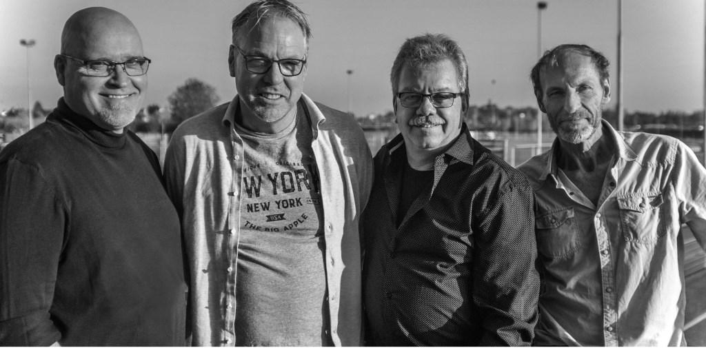 • De band bestaat uit Gerrit Groeneveld, Bert Wernke, Jan van Maren en Hans Grandia.