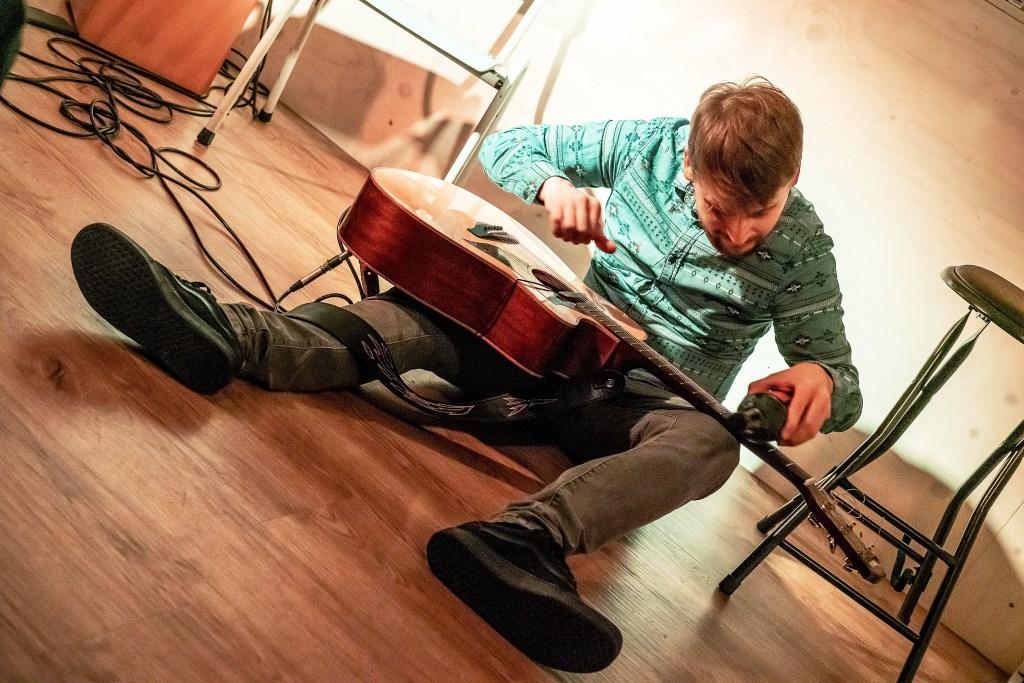Reinis Young in ´t Pakhuis Foto: Nico Van Ganzewinkel © Vianen