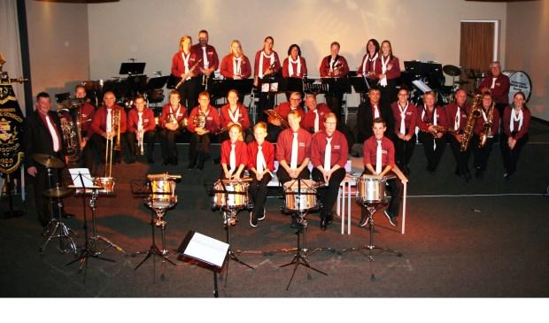 • Onderling Genoegen speelde 'Concert zonder Naam'.