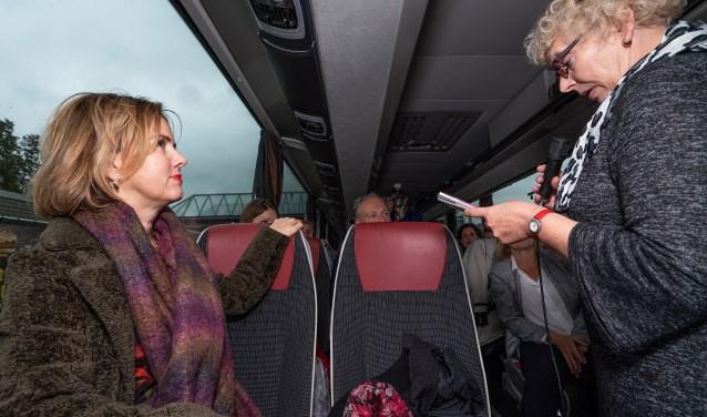 Werkbezoek Minister Cora van Nieuwenhuizen aan Vijheerenlanden en West-Betuwe