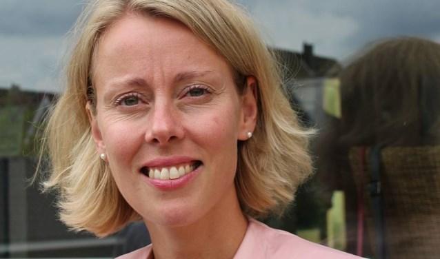 • Agnes Gooijer: 'Het werken met mensen, jong en oud, spreekt me aan'.