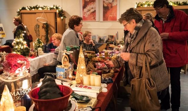 Kerstmarkt Foto: Lya Cattel © Bommelerwaard