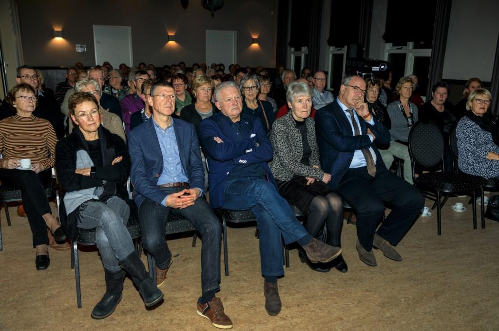 Presentatie dorpsfilm Zo waar ut Foto: Lya Cattel © Bommelerwaard