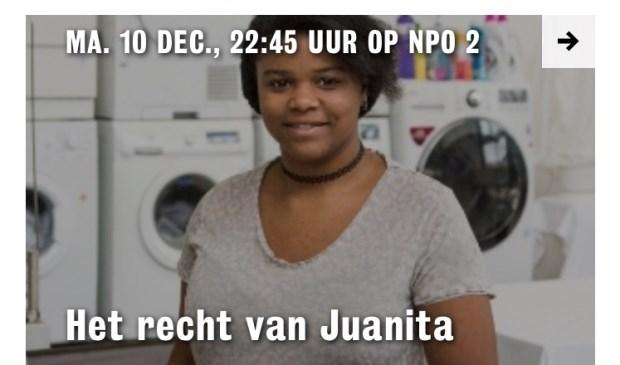 • De eerste aflevering gaat over de 19-jarige Juanita, die een vak leert in de wasserij van Pand 9.
