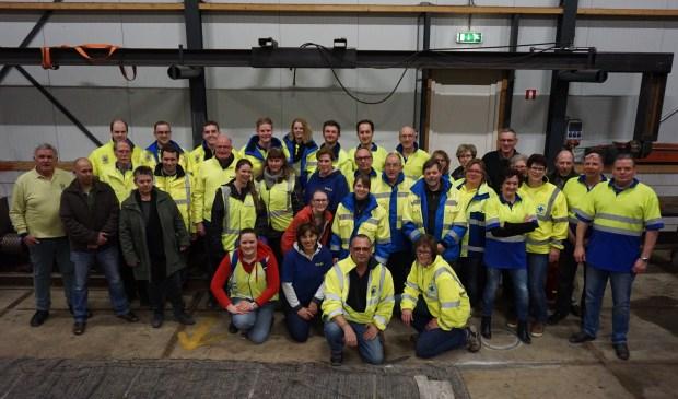• De wedstrijd was georganiseerd door EHBO-afdeling Waardenburg-Neerijnen.