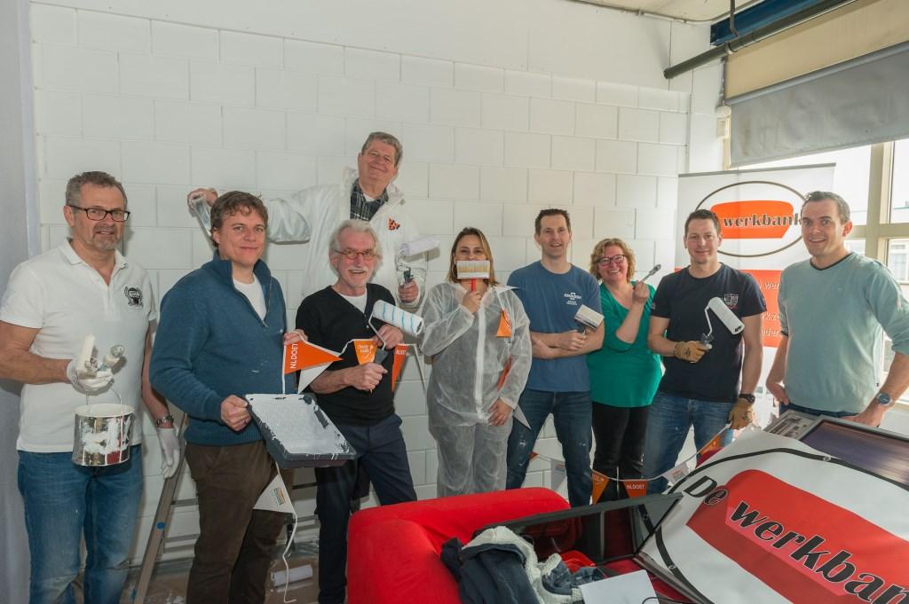Klaroen - Vele handen maken NLDoet in Papendrecht tot een ... Smarties Papendrecht