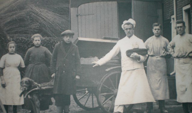 In 1893 is het familiebedrijf gestart als bakkerij.