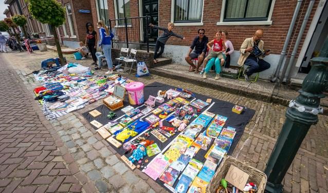 Jaarmarkt Asperen Foto: Nico van Ganzewinkel © Leerdam