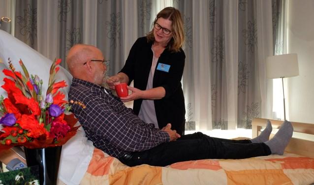 • Gast en zorgvrijwilliger bij Hospice Vianen.