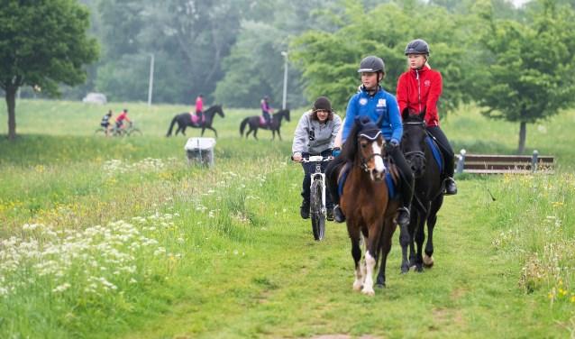 2e Ride, Run, Bike, Rond Stal Bosgoed Foto: Nico van Ganzewinkel © Vianen