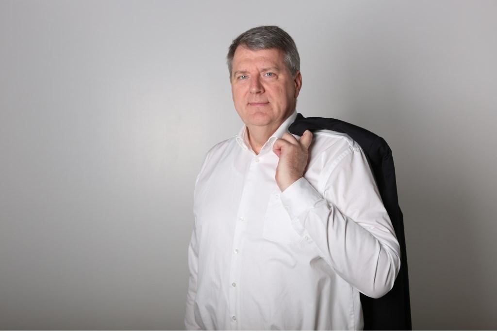 • Willem Posthouwer (VVD) is de beoogd wethouder voor VVD Zaltbommel. Foto: aangeleverd © Bommelerwaard