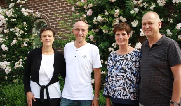 • Jennifer en Ate Snel (links) worden de nieuwe zorgondernemers van het Lexmondse Thomashuis.