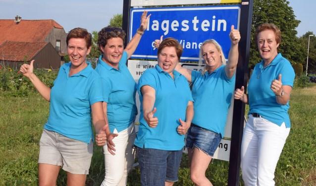 • De organisatie van Vakantieweek Hagestein heeft er zin in.