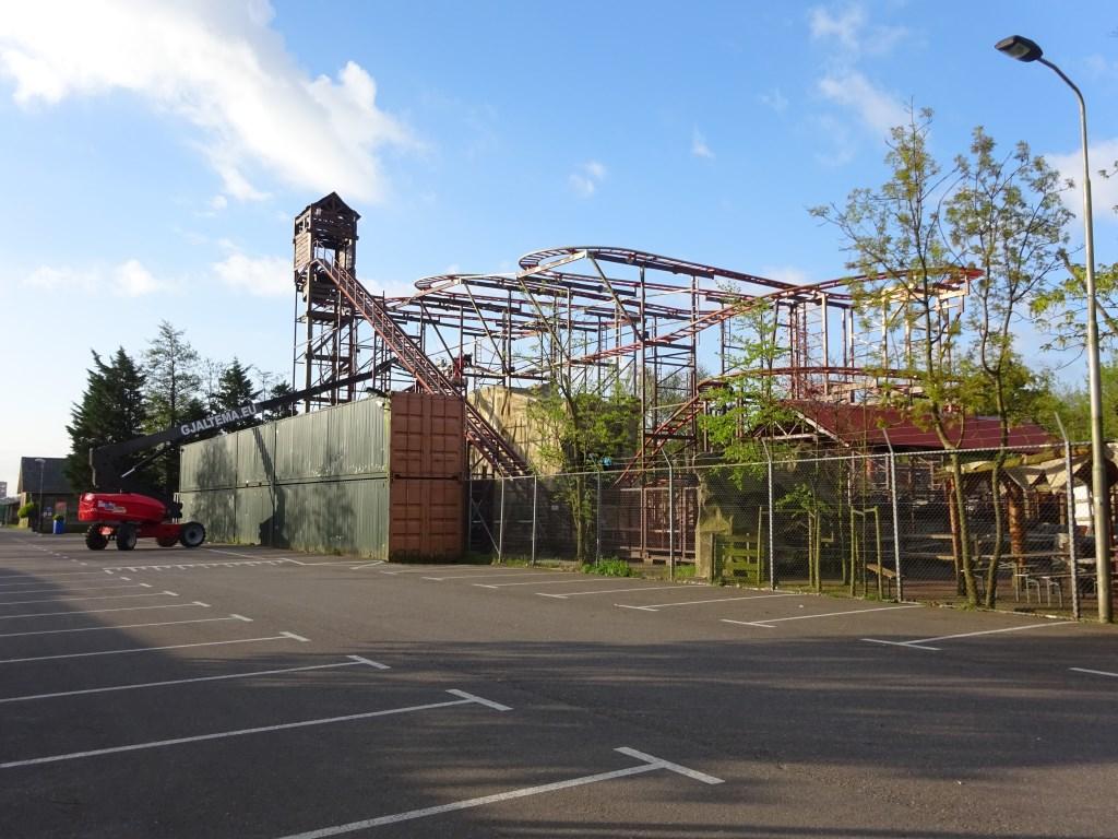 De Cornet Groep renoveerde de Kopermijn in familiepark Drievliet. Foto: Cornet Groep © Heusden en Altena