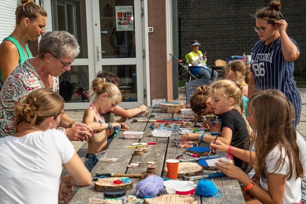 BOM pakt uit voor Viaanse jeugd Foto: Nico Van Ganzewinkel © Vianen