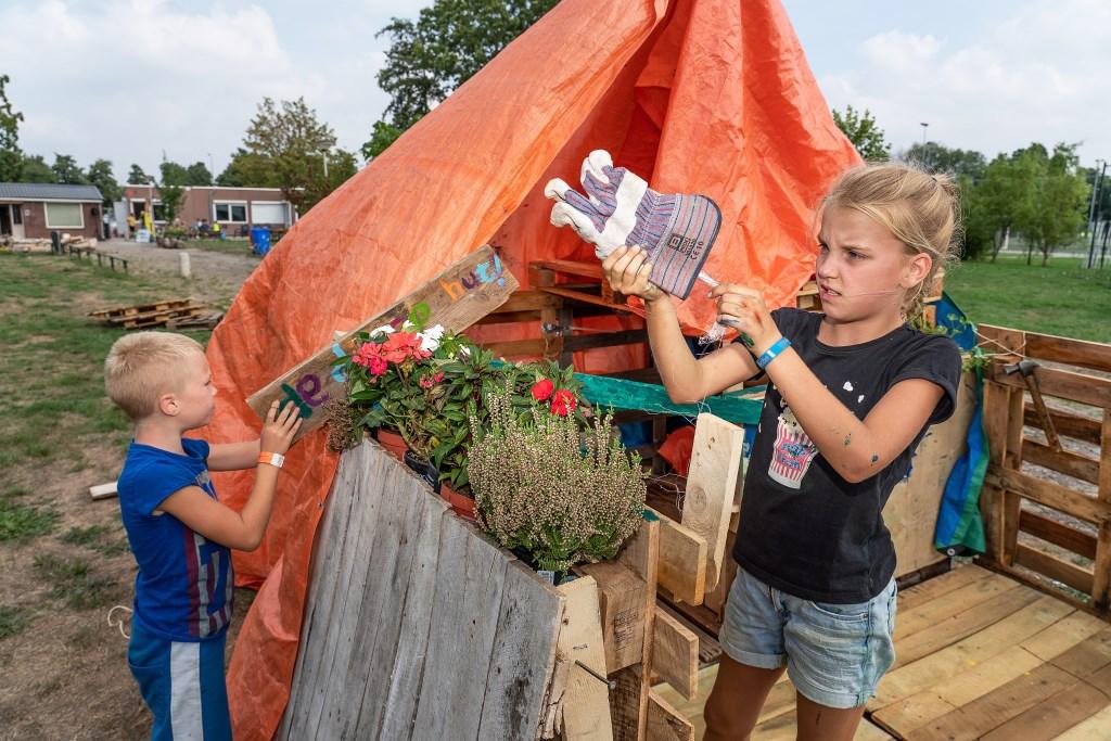 • BOM pakt uit voor Viaanse jeugd Foto: Nico Van Ganzewinkel © Vianen