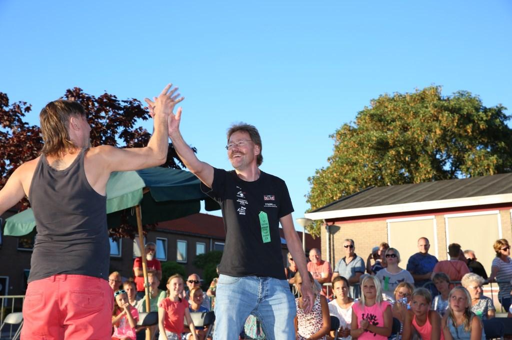 Christophe Delaere is de Belgisch Kampioen kuiltjeknikkeren geworden. Foto: Marijke Verhoef / Het Kontakt © Alblasserwaard
