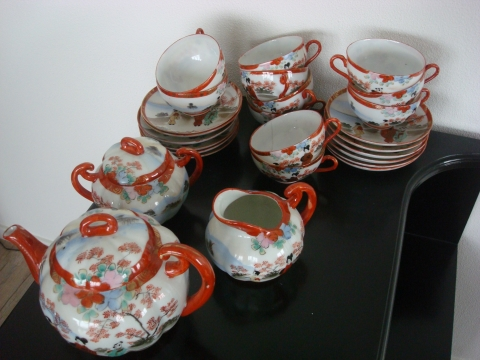 Antiek Chinees Porselein Herkennen.Chinees Porselein Servies Marktplein Het Kontakt App