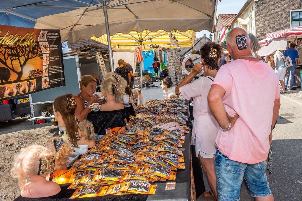 Jaarmarkt Noordeloos Foto: Nico Van Ganzewinkel © Alblasserwaard