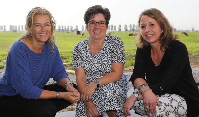 • Rita Verhoeff, Wietseja van den Berg, Elvira de Bondt.