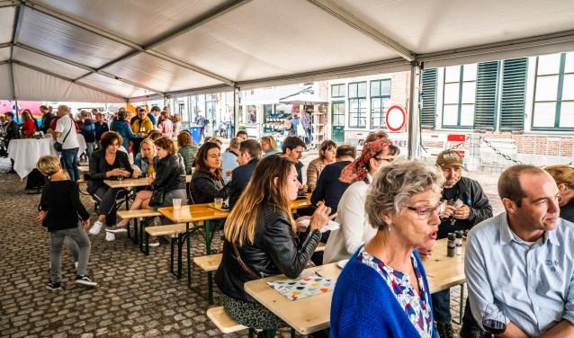 Proef Vianen 2018 Foto: Nico Van Ganzewinkel © Vianen