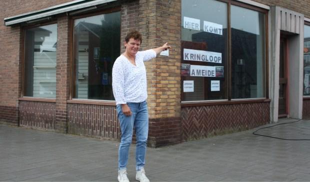 • Jeanette Brinkman opent 6 oktober een kringloopwinkel op Aaksterveld 2 in Ameide.