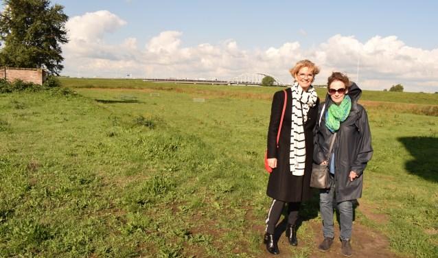 """• Betty de Swart en Jeannette Verplancke: """"Dit gaat lukken, maar we gaan het wel stap voor stap doen."""""""