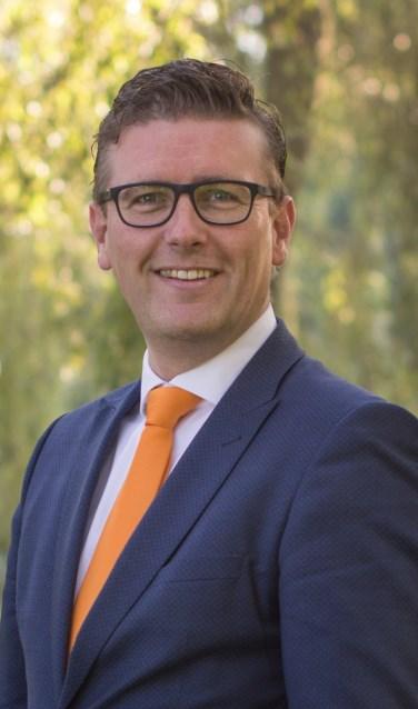 • Marco Oosterwijk, beoogd wethouder in het college van Ridderkerk.