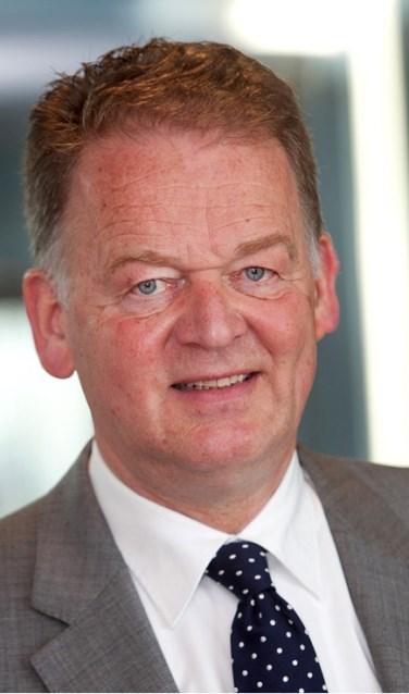 • Burgemeester Roel Cazemier.
